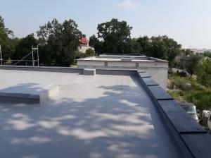 Zdjęcia - Dach Płaski | Hydroizolacja | Izolacja Tarasów i Dachów płaskich | Cieszkowski_12