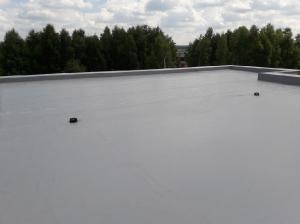Zdjęcia - Dach Płaski | Hydroizolacja | Izolacja Tarasów i Dachów płaskich | Cieszkowski_4