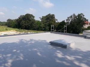 Zdjęcia - Dach Płaski | Hydroizolacja | Izolacja Tarasów i Dachów płaskich | Cieszkowski_9